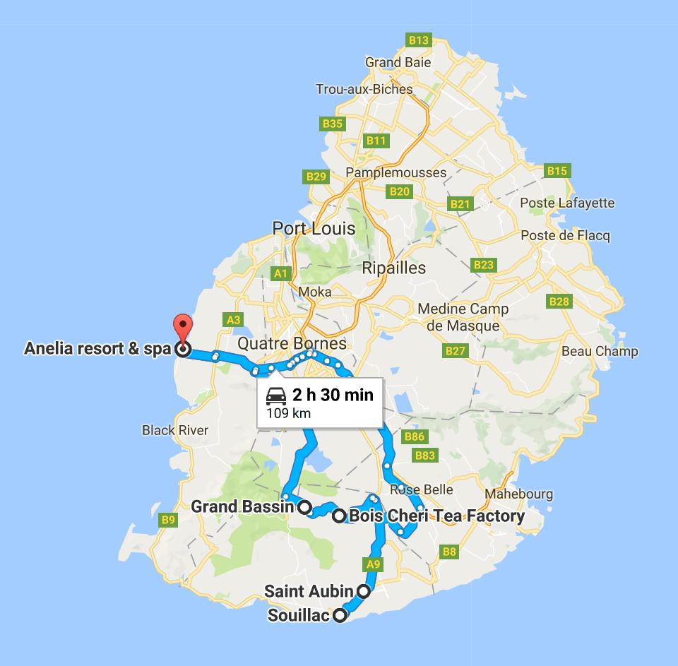 Tour of Mauritius 2017
