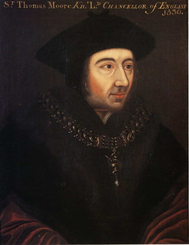 sir thomas mores childhood Sir thomas more was one of the most powerful men in early sixteenth- century england, which was also a period of tremendous upheaval in the dialogue sir thomas more interjects some objections to the communal idea, but this is the only point on which he.
